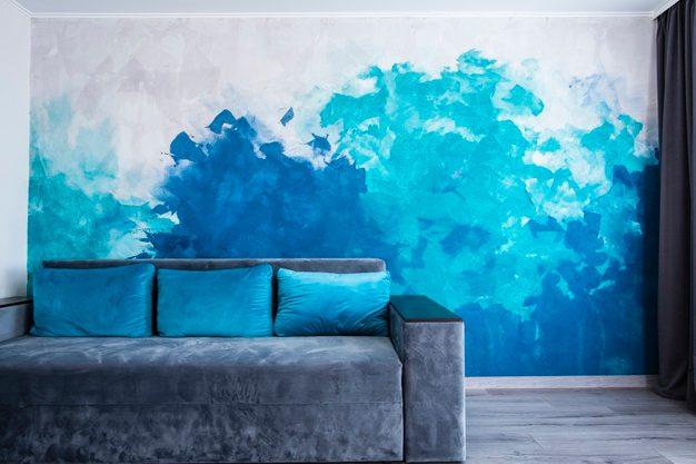 schilderwerken interieur